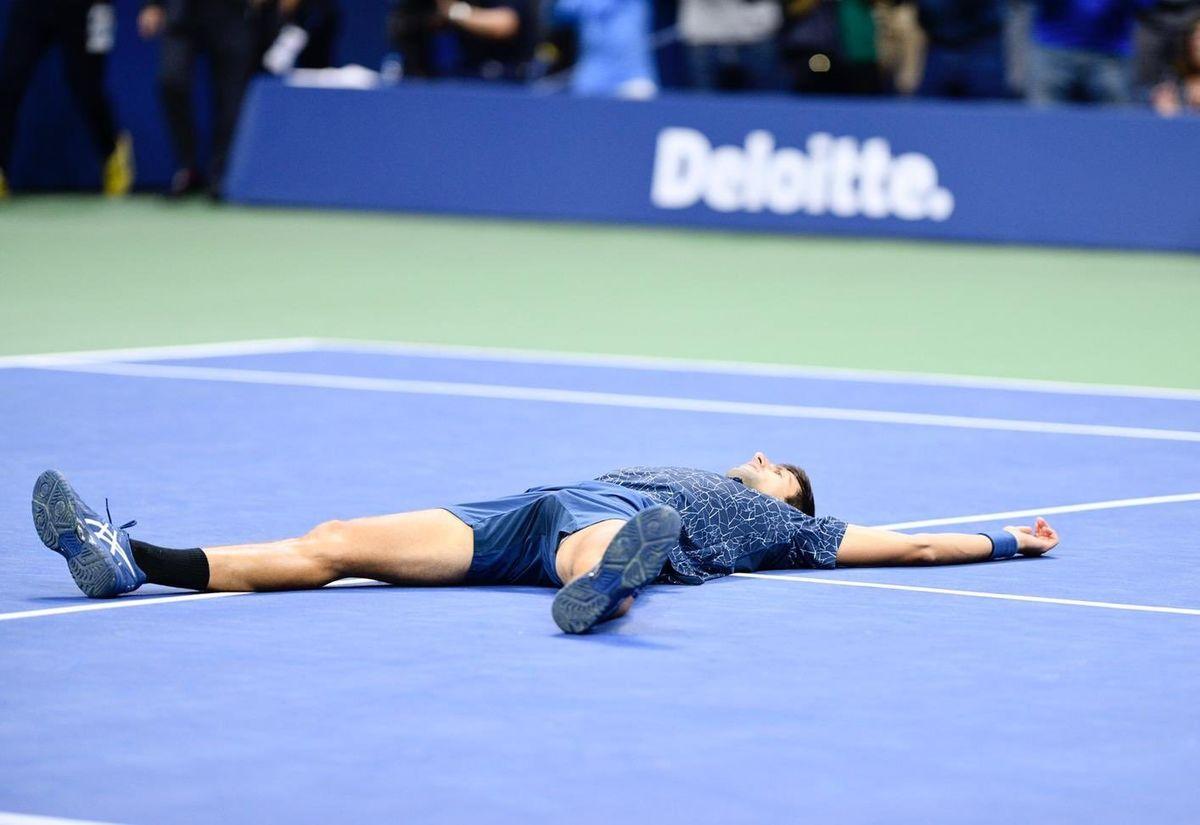 Недосягаемый. Джокович вернулся к лучшей форме и выиграл US Open