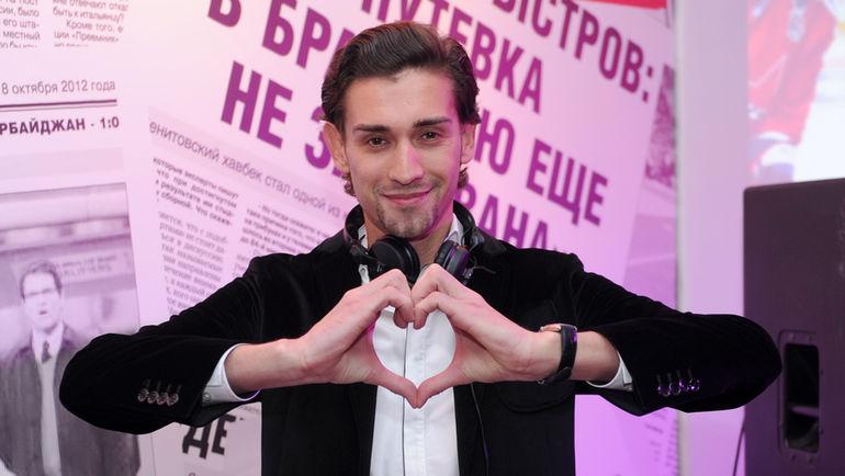Руслан Нигматуллин. Фото Татьяна Дорогутина