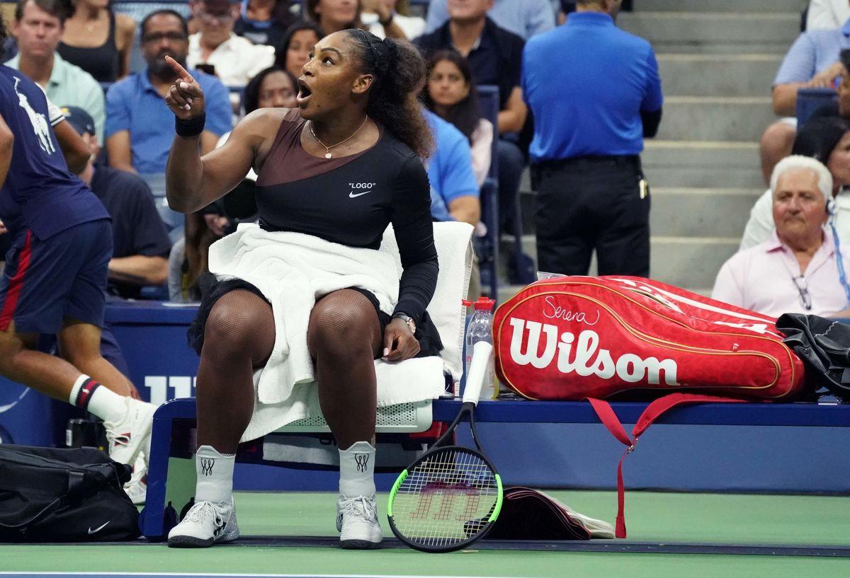 Серена расколола мир тенниса. Сексисты против истеричек