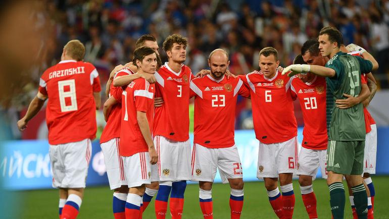 Лига наций: Россия в плей-офф уже в октябре?