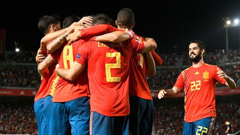 Сборная Испании сделала выводы из неудачи на ЧМ-2018. Фото AFP