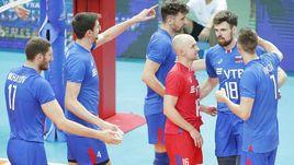 25:6 в одной из партий! Россия смела Тунис