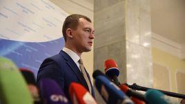 Михаил Дегтярев: