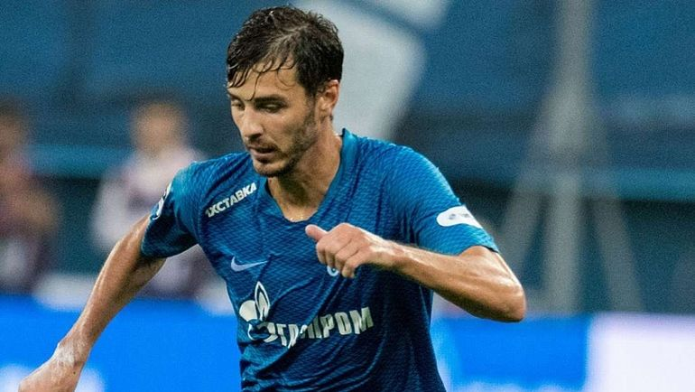 «Зениту» удалось вырваться вперед наматче сФК «Оренбург»