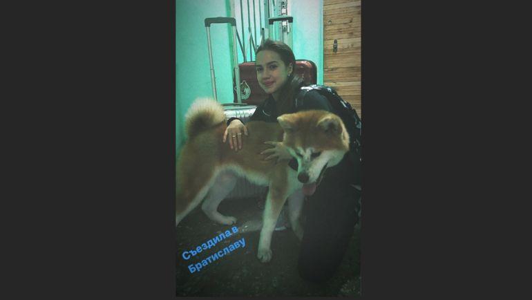 Алина Загитова. Фото instagram.com