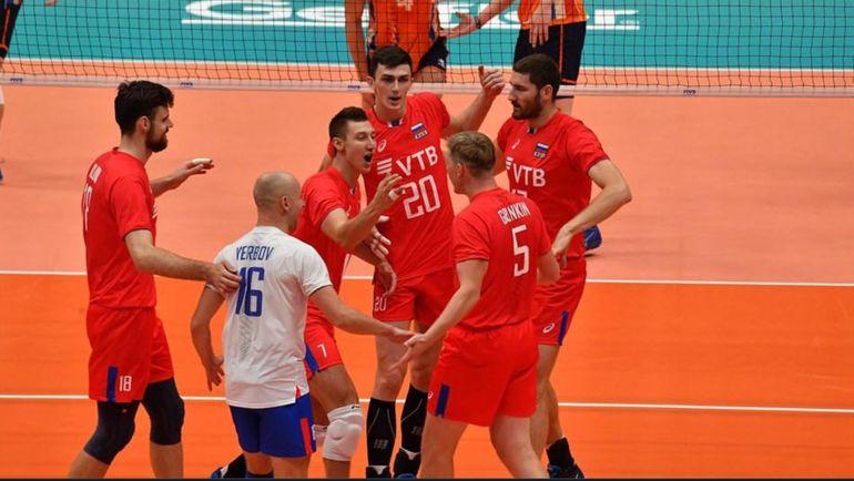 Цвет настроения красный. Россия разнесла Голландию в Милане