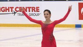 Медведева проиграла первый старт без Тутберидзе