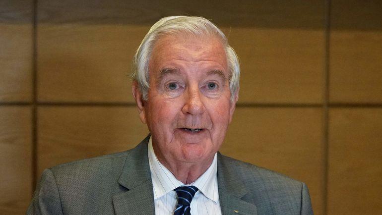 Глава Всемирного антидопингового агентства (ВАДА) Крэйг Риди. Фото AFP
