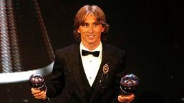 10 фактов о лучшем футболисте мира – Луке Модриче