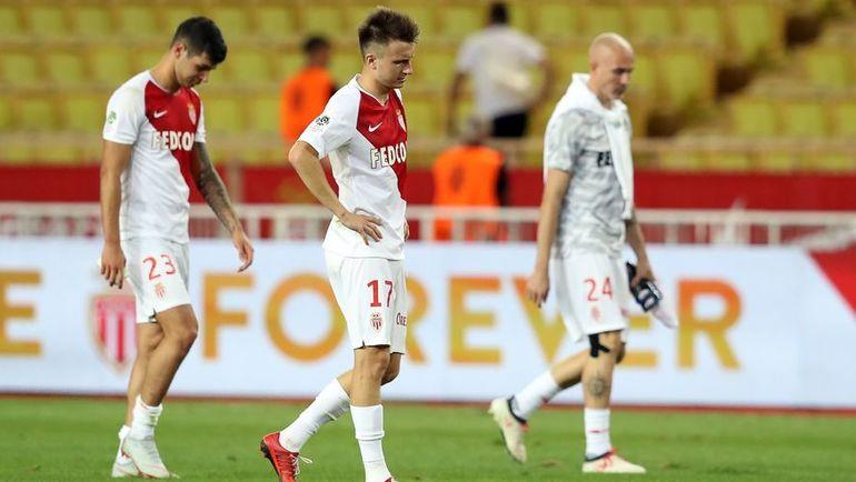 «Монако» потерпел поражение от«Анже», Головин отыграл весь матч