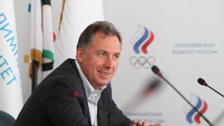 Станислав Поздняков - вице-президент Федерации фехтования России.