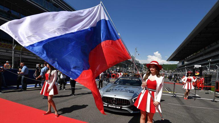 """Будут ли в этот рад грид-герлз во время """"Гран-при России""""? Фото REUTERS"""