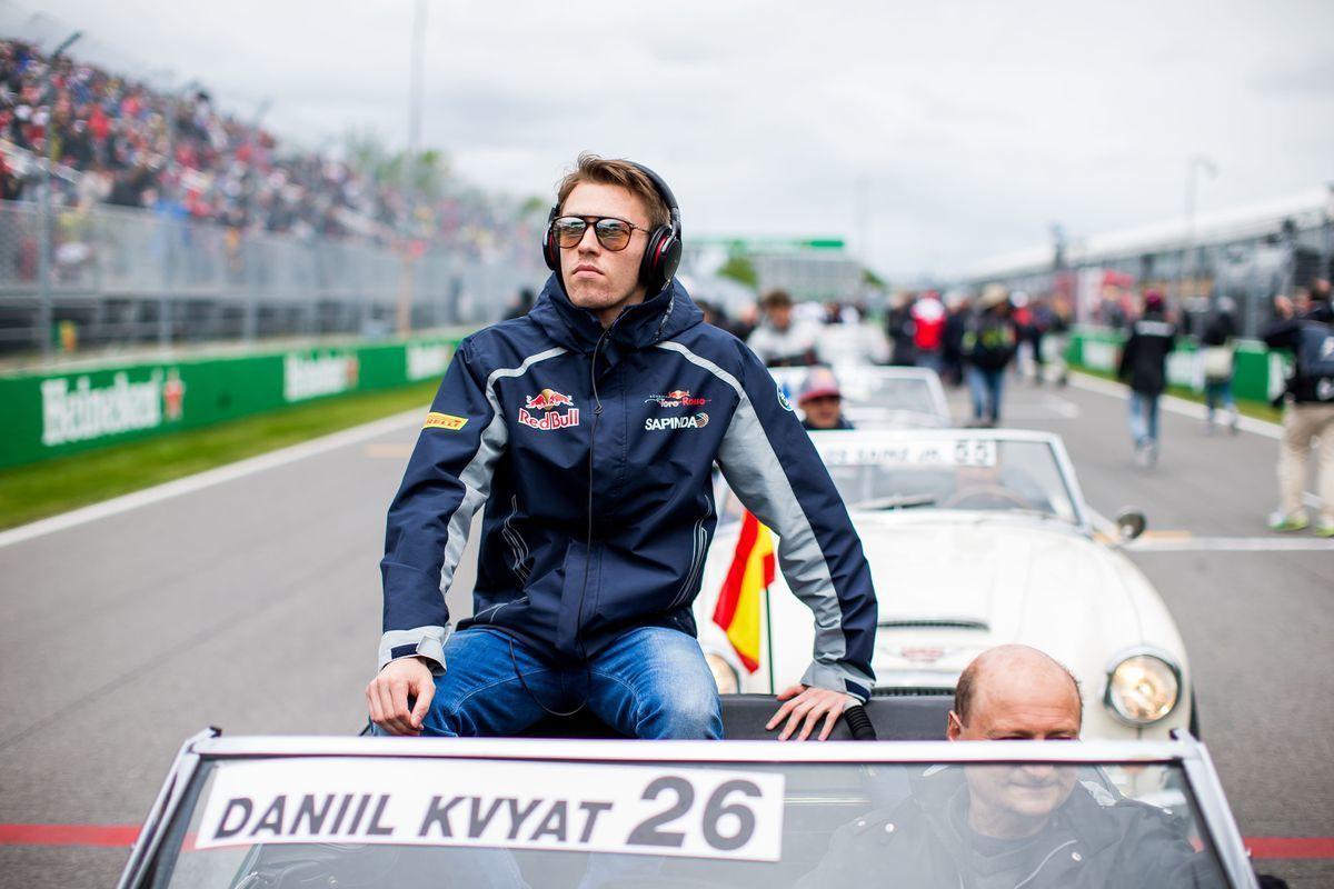 """Кто старое помянет. Квят вернулся в """"Формулу-1"""""""