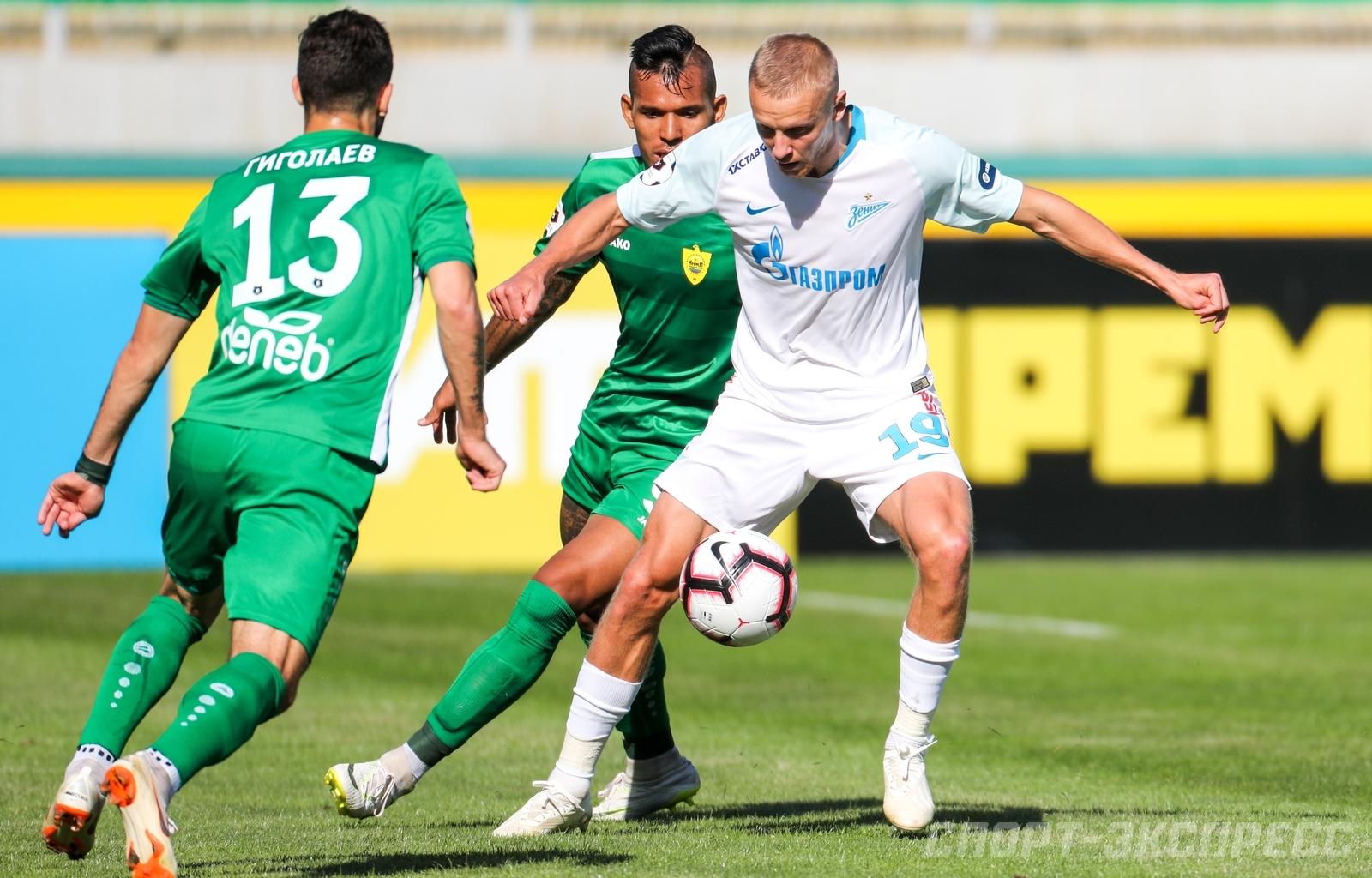 Прогноз на матч Анжи - Краснодар 30 октября 2016