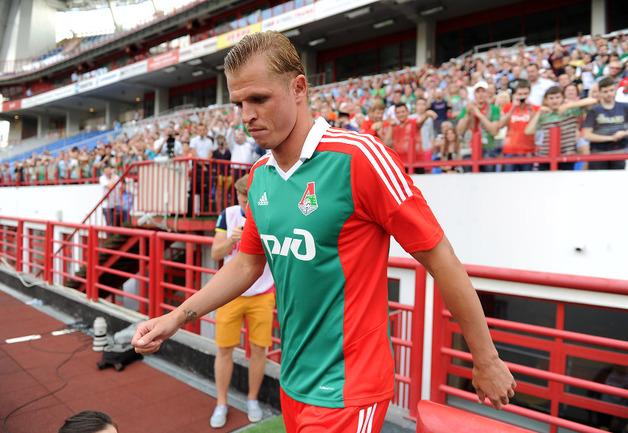"""Дмитрий Тарасов: """"Семин произнес те слова, которые футболисту нужно в такой момент услышать"""""""