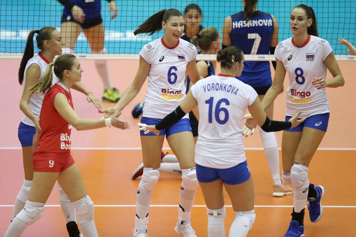 Азербайджанского Златана закрыли. Россия победила 3:0
