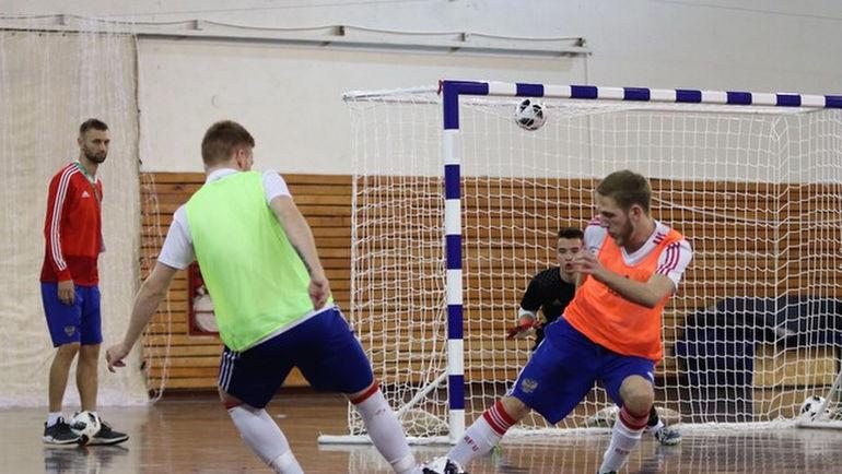Вчера. Буэнос-Айрес. Первая тренировка юношеской сборной в Аргентине.