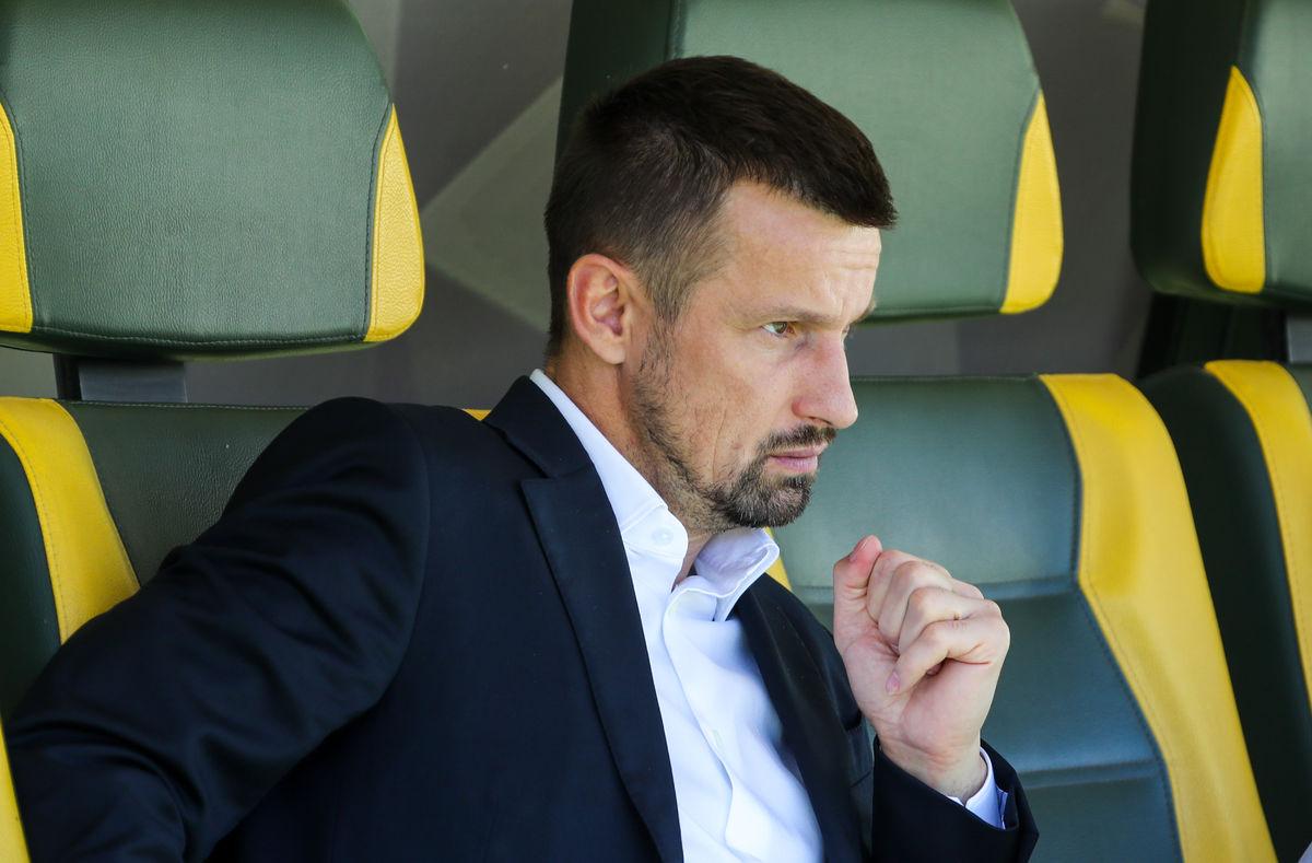 """Сергей Семак: """"Считаете, """"Зенит"""" не заслужил победу?"""