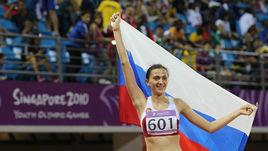 Егорян, Ласицкене и другие чемпионы юношеских Олимпиад