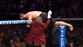 Хабиба могут дисквалифицировать! Пресс-конференция главы UFC