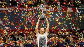 Режим Хабиба. В российском теннисе новый лидер