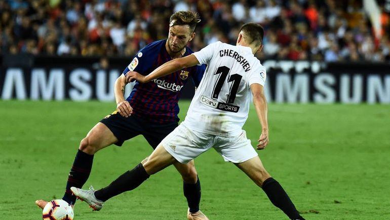 Валенсия— Барселона 1:1 Видео голов иобзор матча