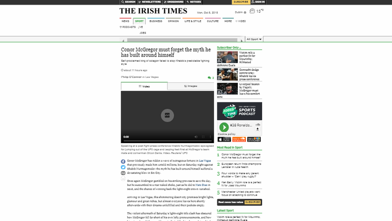 The Irish Times.