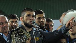 Нурмагомедов сохранит пояс чемпиона UFC