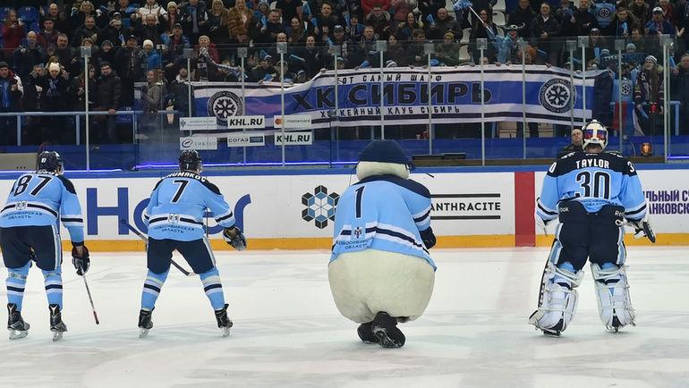 Выдра и орлан-белохвост против новой арены в Новосибирске