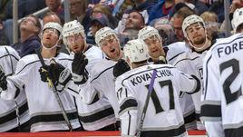Ковальчук забил первый гол в НХЛ после возвращения. Но