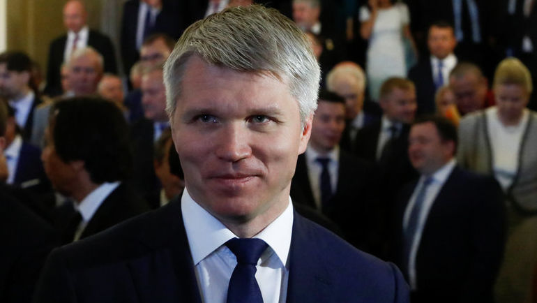 Павел Колобков. Фото REUTERS