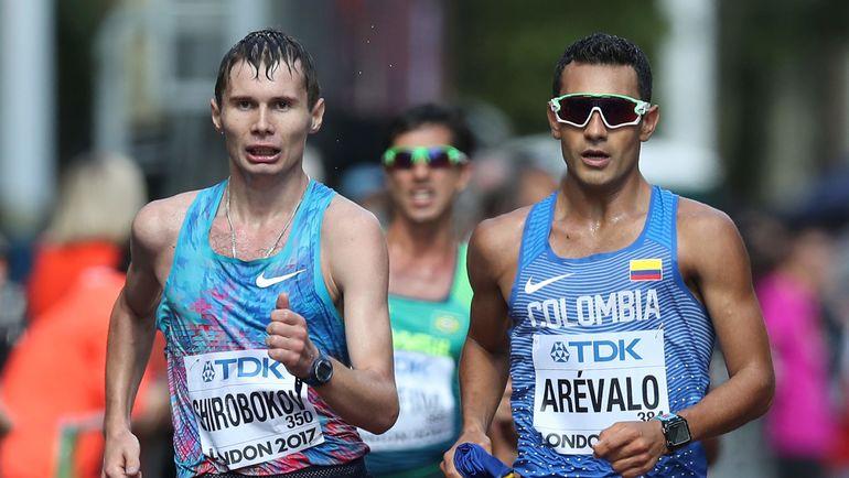 Сергей Широбоков (слева). Фото AFP