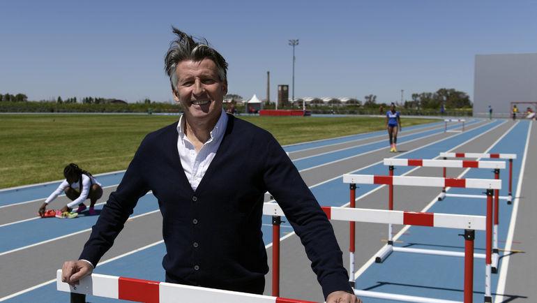 10 октября. Себастьян Коэ на Юношеских Олимпийских играх в Буэнос-Айресе. Фото AFP