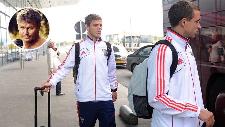 """Олег Тактаров: """"Кокорина и Мамаева чмырят за то, что они успешные. На себя в зеркало посмотрите!"""""""