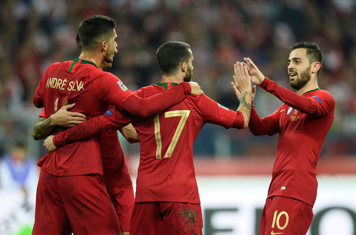 Португалия хороша и без Роналду, Мбаппе спасает Францию