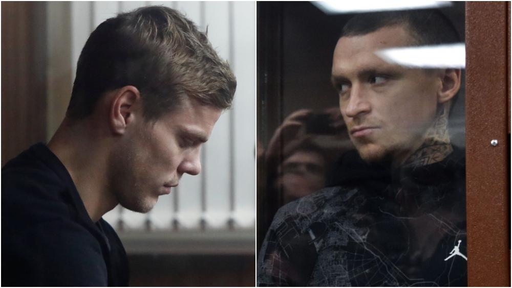 Мамаев и Кокорин: трансфер в тюрьму