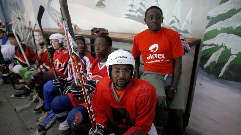 История, которая пробирает до слез. Хоккеисты из Кении сыграли с суперзвездами НХЛ