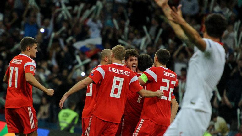 У сборной России – лучшая реализация в мире. ФИФА подтвердит