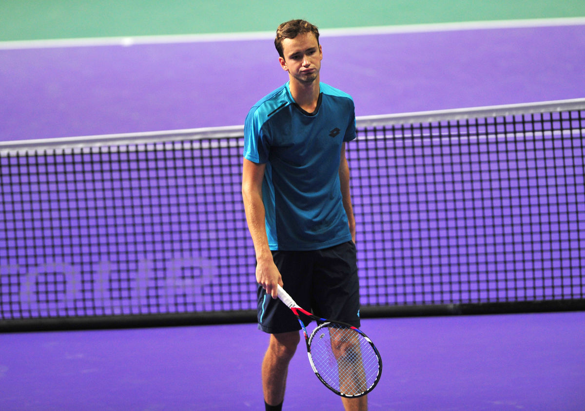 """Даниил Медведев: """"Я повзрослел, но остаюсь очень темпераментным"""""""