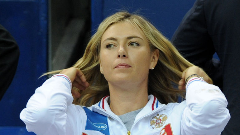 Мария Шарапова. Фото Никита Успенский