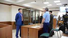 Слушания апелляции Павла Мамаева. Видео из зала суда