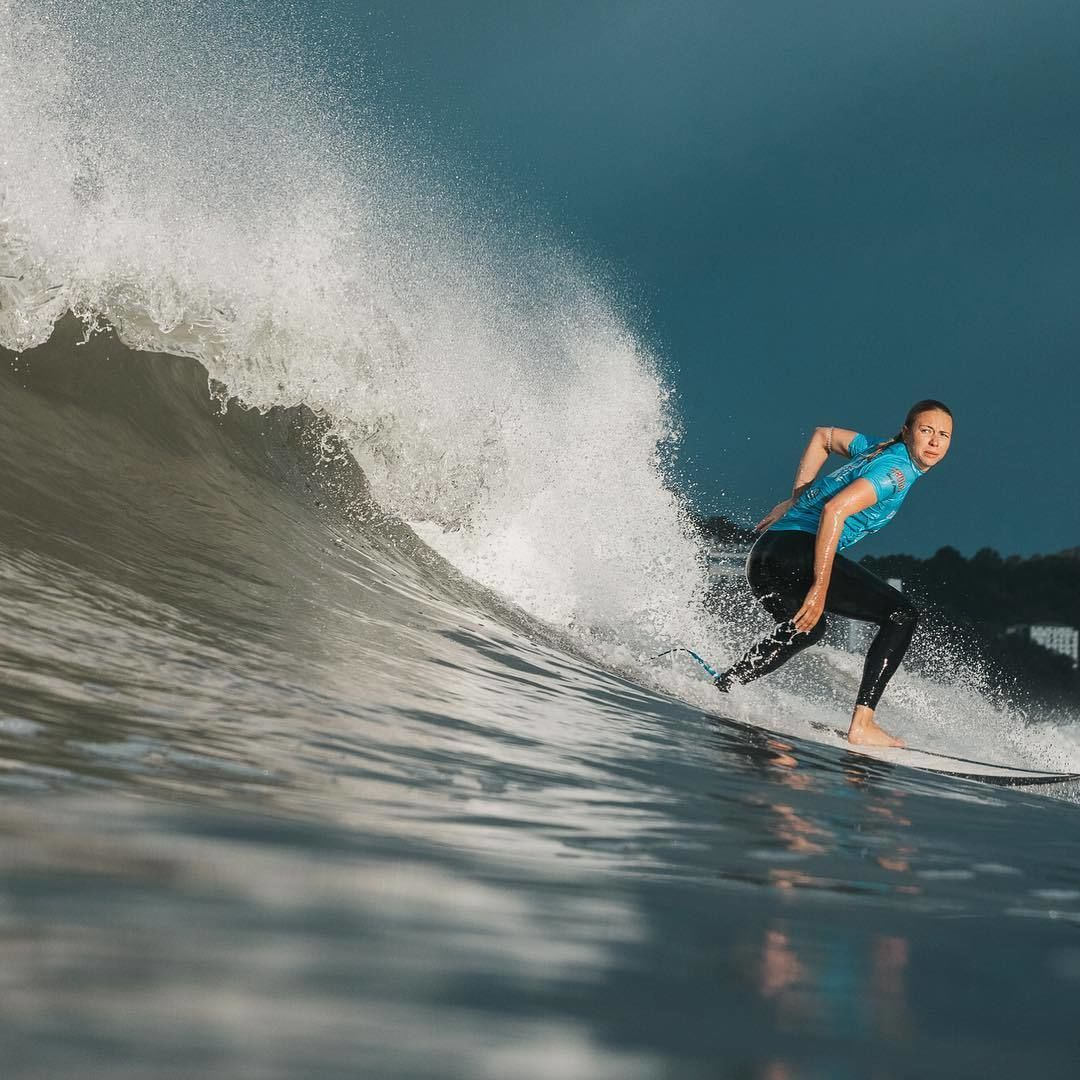 Открытый Кубок России по серфингу пройдет на Бали