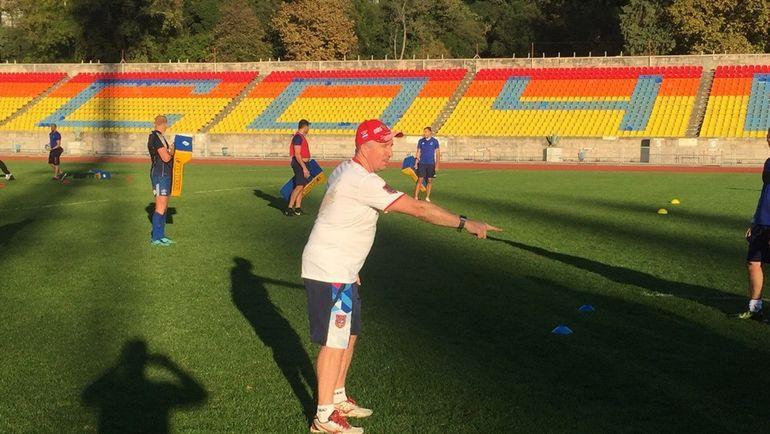 Главный тренер сборной России по регби Линус Джонс.