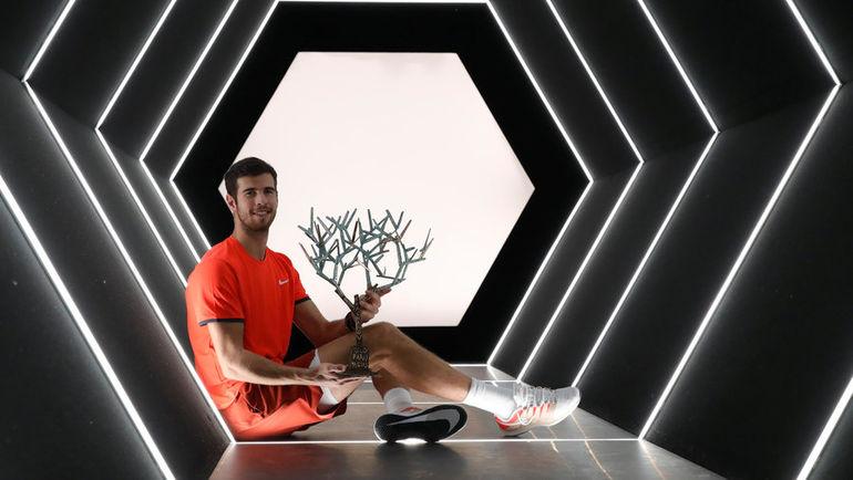 Непобедимый. Что вы знаете о новом короле российского тенниса