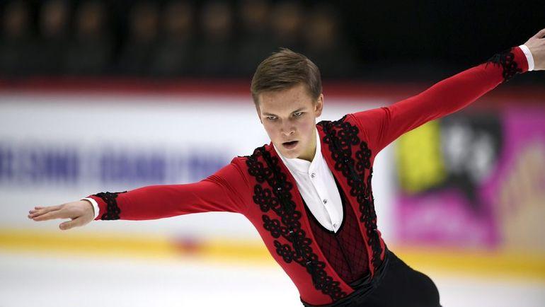 4 ноября. Хельсинки. Михаил Коляда. Фото AFP