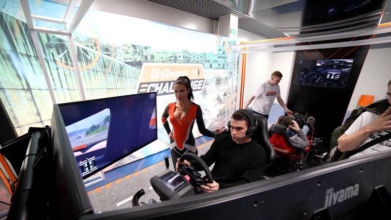 . Фото Пресс-служба G-Drive Racing