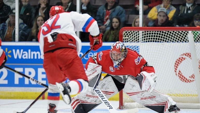 9 ноября. Канада. Суперсерия. Сборная OHL - Сборная России - 3:1.