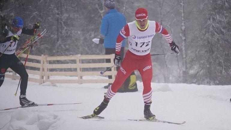 Андрей Мельниченко. Фото ФЛГР