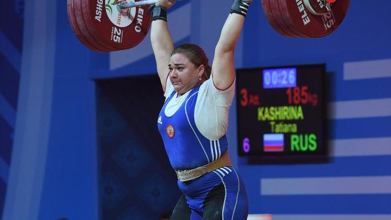 Татьяна Каширина. Фото ФТАР
