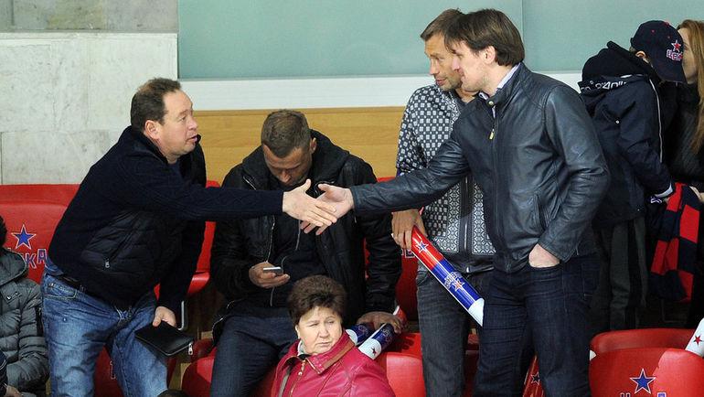 """Дмитрий Булыкин: """"В Голландии все атакуют. Березуцким предстоит много работы"""""""